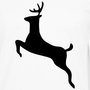 Deer T-Shirts - Men's Premium Longsleeve Shirt