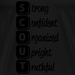 Scout  Tops - Men's Premium T-Shirt