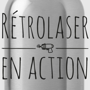 retrolaser en action - Gourde