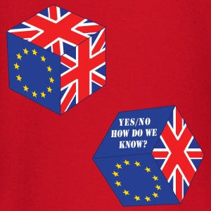 Funny EU Referendum Roll of the Dice - Baby Long Sleeve T-Shirt