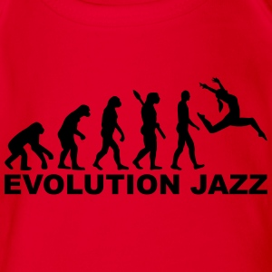 Evolution Jazz T-Shirts - Baby Bio-Kurzarm-Body
