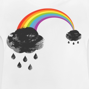 Be a Rainbow in the Clouds T-Shirts - Baby T-Shirt