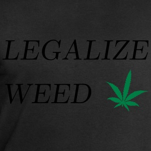 Legalize Weed T-Shirts - Men's Sweatshirt by Stanley & Stella
