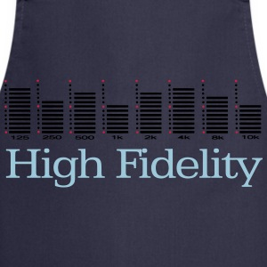 graphic equalizer T-Shirts - Cooking Apron