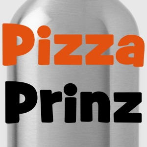 Pizza T-Shirts - Trinkflasche