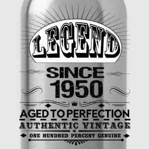 LEGEND SINCE 1950 T-Shirts - Water Bottle