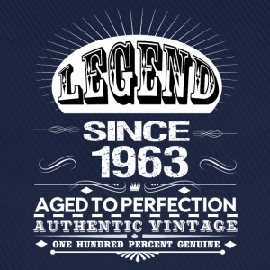 LEGEND SINCE 1963 T-Shirts - Baseball Cap