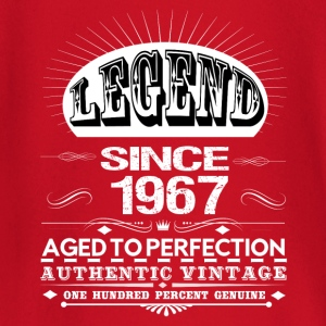 LEGEND SINCE 1967 T-Shirts - Baby Long Sleeve T-Shirt