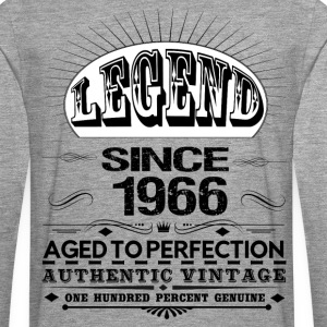 LEGEND SINCE 1966 T-Shirts - Men's Premium Longsleeve Shirt