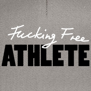 Fucking Free Athlete w Tee shirts - Casquette snapback