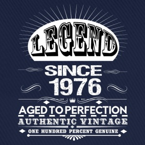 LEGEND SINCE 1976 T-Shirts - Baseball Cap