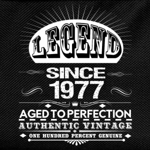 LEGEND SINCE 1977 T-Shirts - Kids' Backpack