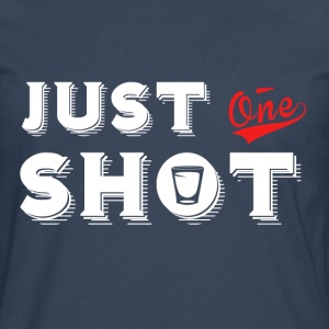 Shot - Men's Premium Longsleeve Shirt