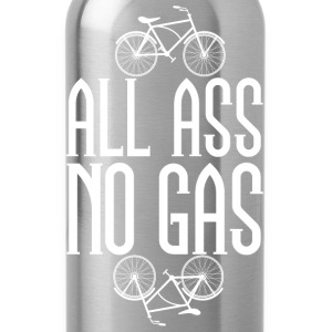 all ass - Water Bottle