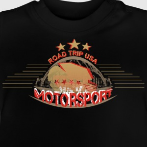 usa tour motorsport T-Shirts - Baby T-Shirt