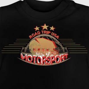 usa tour motorsport Langarmshirts - Baby T-Shirt
