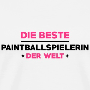 Paintball Paintballspieler Gaming Gamer Game Baby Bodys - Männer Premium T-Shirt