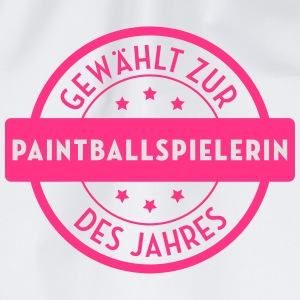 Paintball Paintballspieler Gaming Gamer Game T-Shirts - Turnbeutel