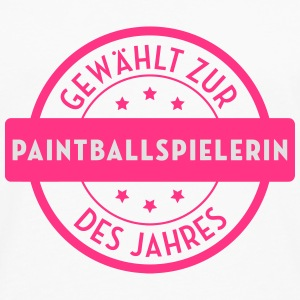 Paintball Paintballspieler Gaming Gamer Game T-Shirts - Männer Premium Langarmshirt