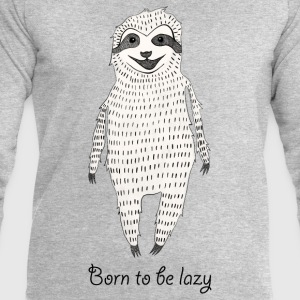 Born to be lazy T-Shirts - Männer Sweatshirt von Stanley & Stella