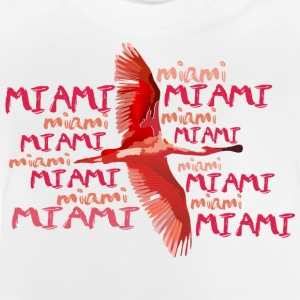 miami Long Sleeve Shirts - Baby T-Shirt