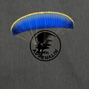 paragliding T-Shirts - Schultertasche aus Recycling-Material