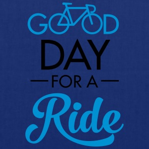 Good Day For A Ride T-shirts - Tygväska