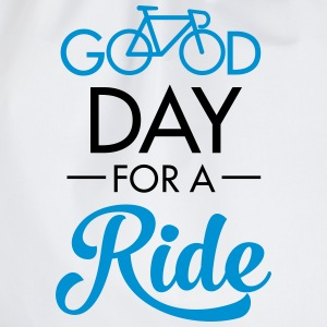 Good Day For A Ride T-shirts - Sportstaske