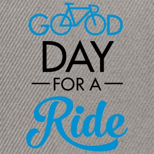 Good Day For A Ride T-Shirts - Snapback Cap