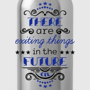 Exiting Things 2C T-Shirts - Trinkflasche