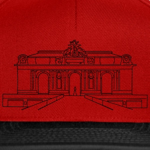 Grand Central Station de New York Tabliers - Casquette snapback