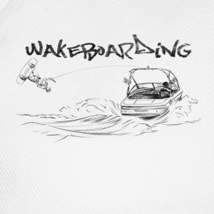 wakeboarding Tee shirts - Casquette classique