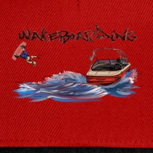 wakeboarding Tee shirts - Casquette snapback