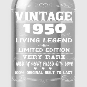 VINTAGE 1950 T-Shirts - Water Bottle