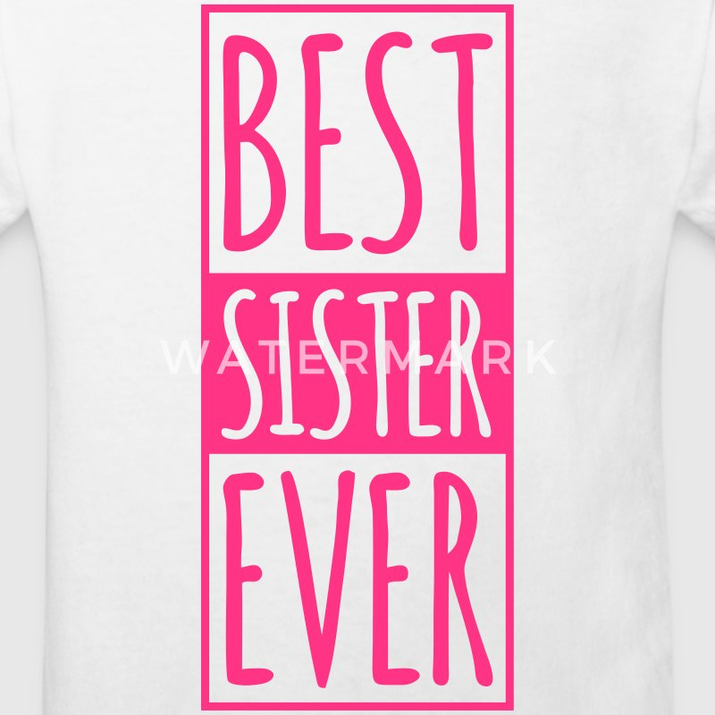 Best Sister Ever  Shirts - Kids' Organic T-shirt