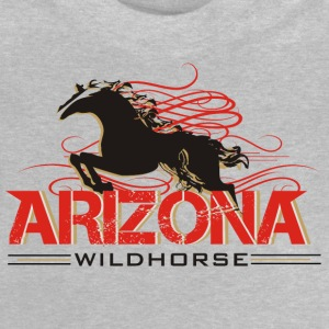 arizonawildhorse-shirt-de Long Sleeve Shirts - Baby T-Shirt