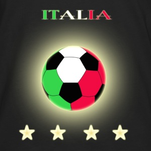 Pull Italie Football - T-shirt manches longues Premium Homme