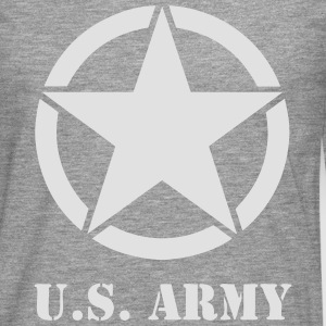 US army 03 Tee shirts - T-shirt manches longues Premium Homme