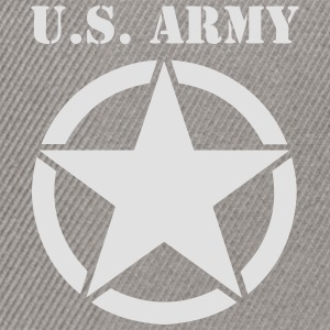 US army 04 Tee shirts - Casquette snapback