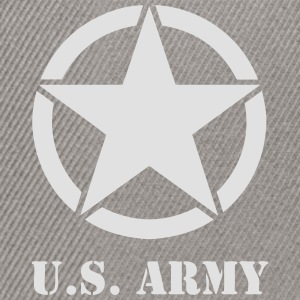US army 03 Tee shirts - Casquette snapback