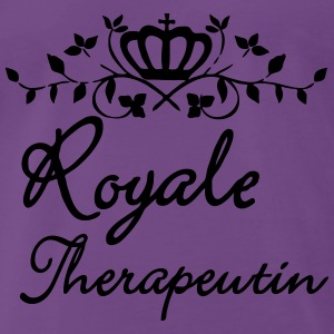 Royale Therapeutin Tops - Männer Premium T-Shirt