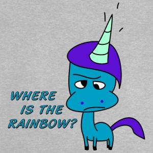 Where is the rainbow?   Langarmshirts - Baby T-Shirt