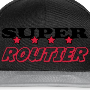 Super routier T-shirts - Snapback cap