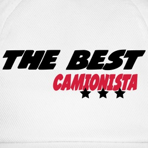 The best camionista T-shirts - Baseballcap