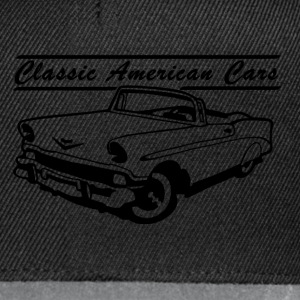 Classic American Cars Convertible - Casquette snapback