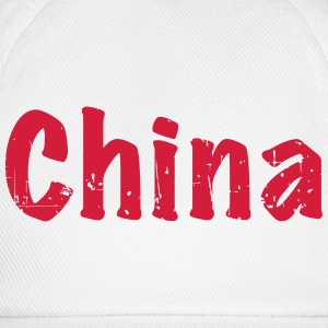 CHINA - Baseballkappe
