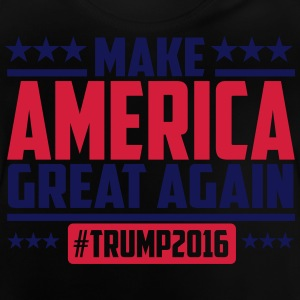 Make america great again trump 2016 T-shirts - Baby T-shirt