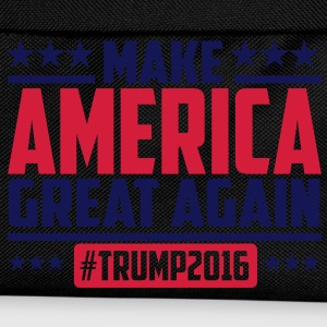 Make america great again trump 2016 Hoodies & Sweatshirts - Kids' Backpack