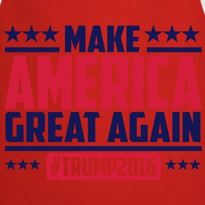 Make america great again trump 2016 Tee shirts - Tablier de cuisine
