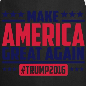 Make america great again trump 2016 T-skjorter - Kokkeforkle